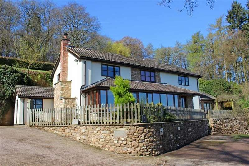 5 Bedrooms Detached House for sale in Whitchurch, Herefordshire