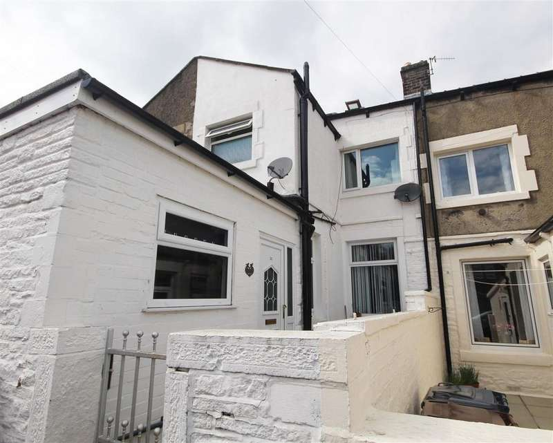 3 Bedrooms Terraced House for sale in 32 Dam Head Road, Barnoldswick