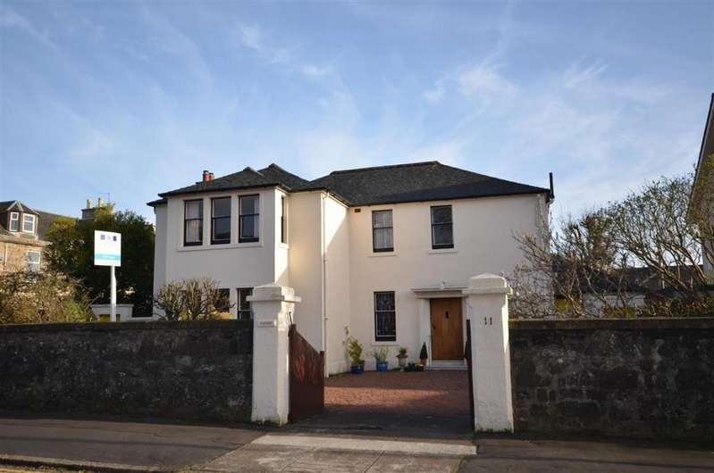 4 Bedrooms Detached Villa House for sale in Marchmont Bellevue Road, Ayr, KA7 2SA