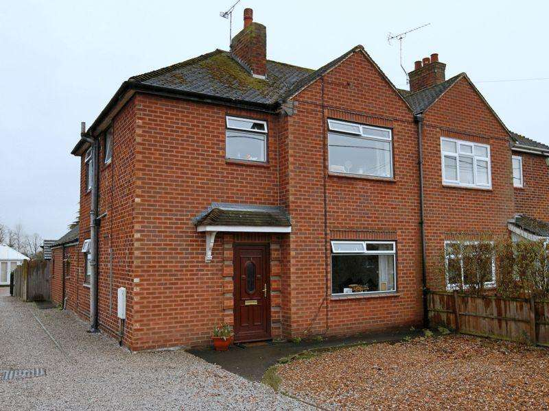 3 Bedrooms Semi Detached House for sale in Chestnut Avenue, Shavington