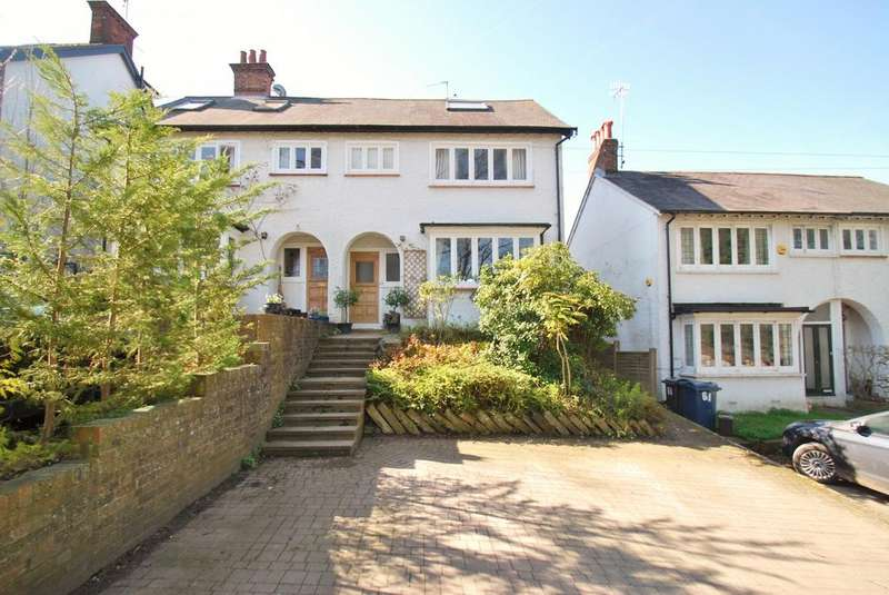 5 Bedrooms Semi Detached House for sale in Eskdale Avenue, Chesham, HP5