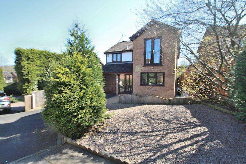 4 Bedrooms Detached House for sale in Kirkstone Way,Lakeside, Brierley Hill DY5 3RZ