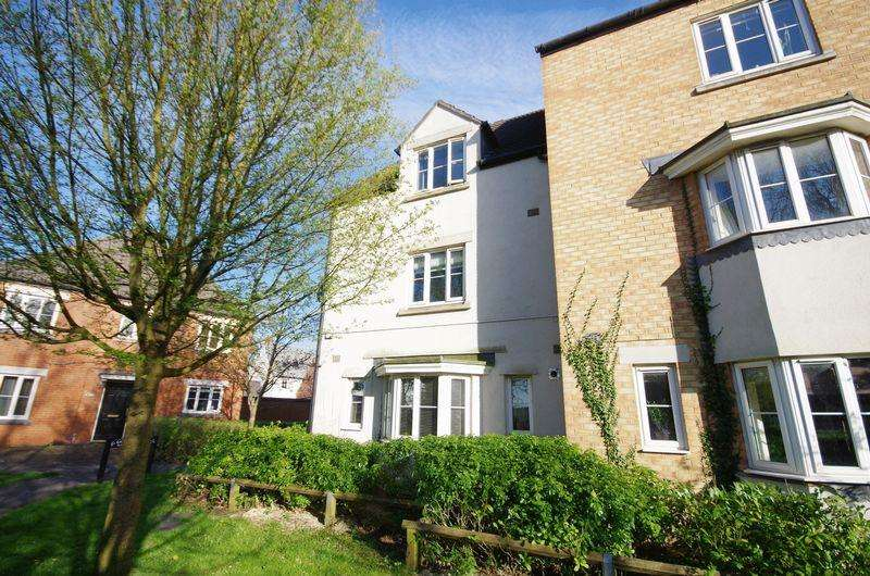4 Bedrooms End Of Terrace House for sale in Castle Court, Stoke Gifford, Bristol