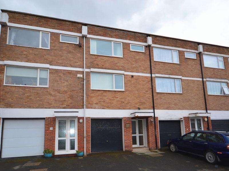 3 Bedrooms Town House for sale in Hilbre Court, West Kirby