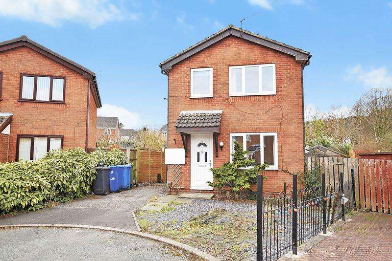 3 Bedrooms Detached House for sale in Aldersey Close, Runcorn