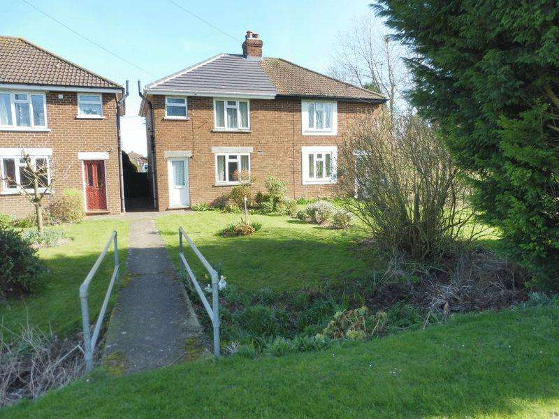 3 Bedrooms Semi Detached House for rent in West Drove North, Gedney Hill