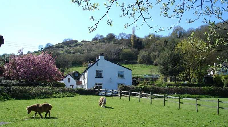 13 Bedrooms House for sale in Berrynarbor, Ilfracombe, Devon