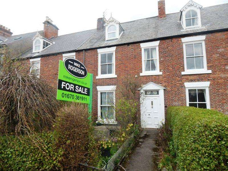 4 Bedrooms Terraced House for sale in Bath Terrace, Blyth