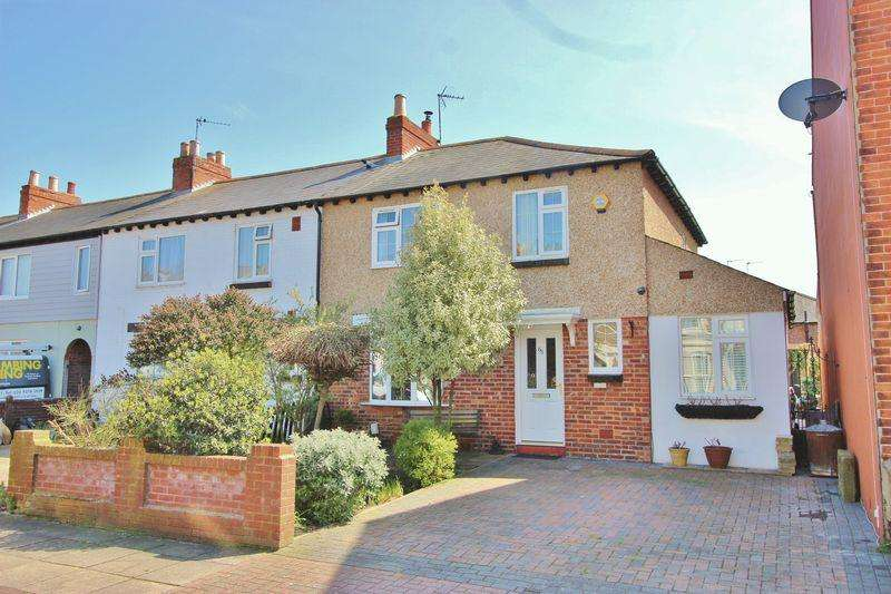 3 Bedrooms Terraced House for sale in Bonchurch Road, Milton