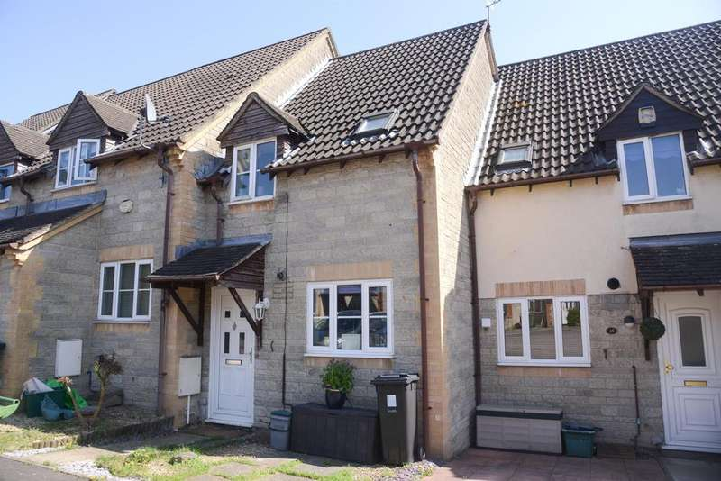 2 Bedrooms Terraced House for sale in Turnberry, Warmley, Bristol, BS30 8GL
