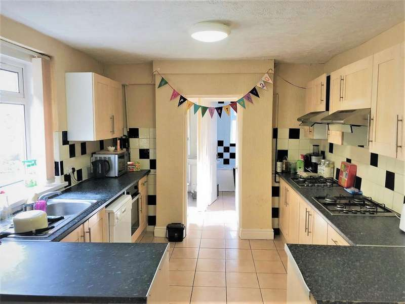 6 Bedrooms House Share for rent in Llantrisant Street, Cathays, Cardiff