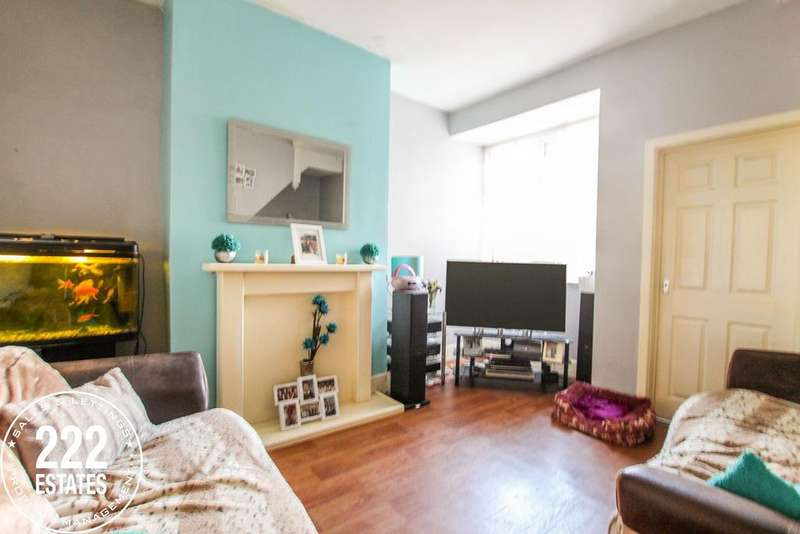 3 Bedrooms Terraced House for sale in Cambridge Road, St Helens, WA10