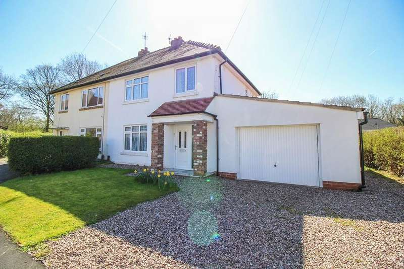 3 Bedrooms Semi Detached House for sale in Kayswood Road, Marple, Stockport, SK6