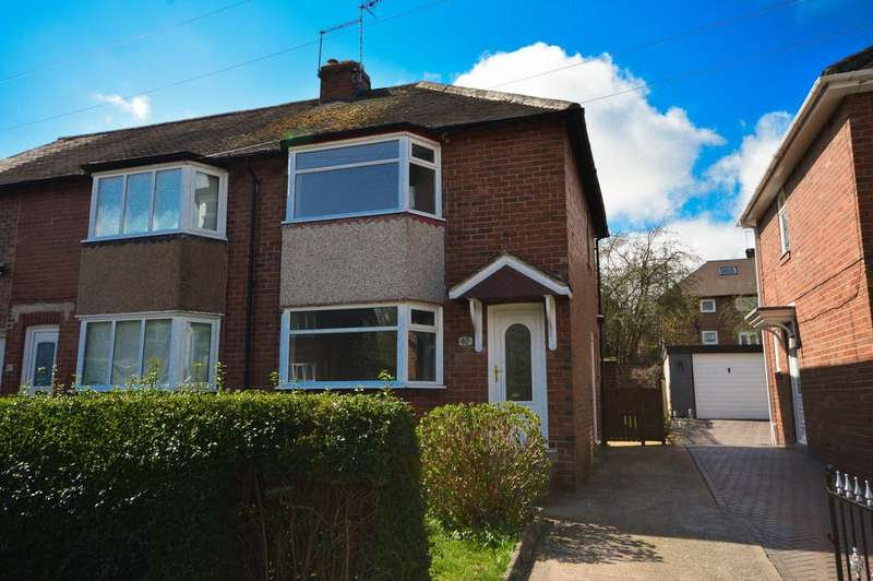 2 Bedrooms Semi Detached House for sale in Alport Road, Sheffield, S12