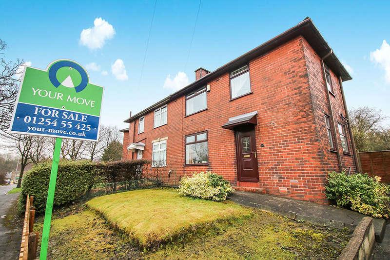 2 Bedrooms Semi Detached House for sale in Burnley Road, Blackburn, BB1