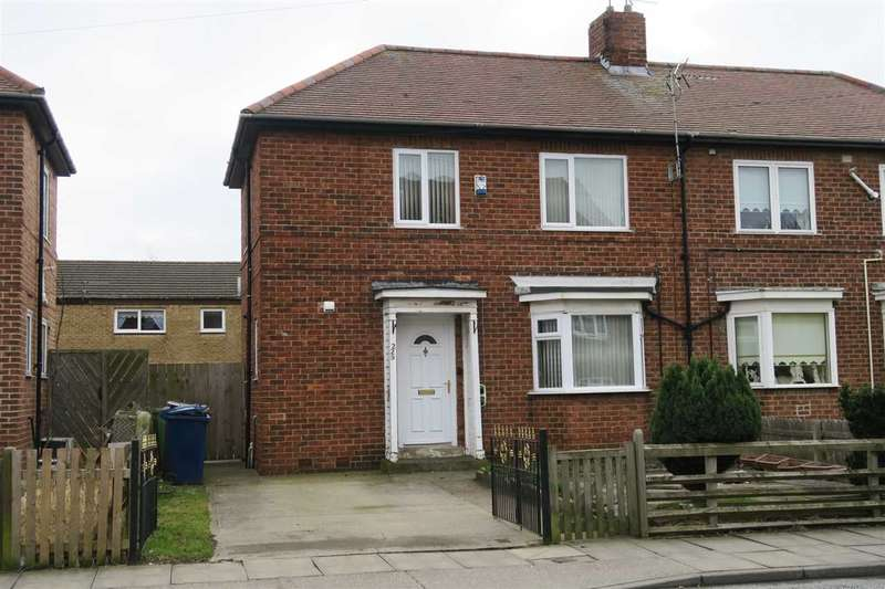 2 Bedrooms Semi Detached House for sale in Harton Lane, South Shields
