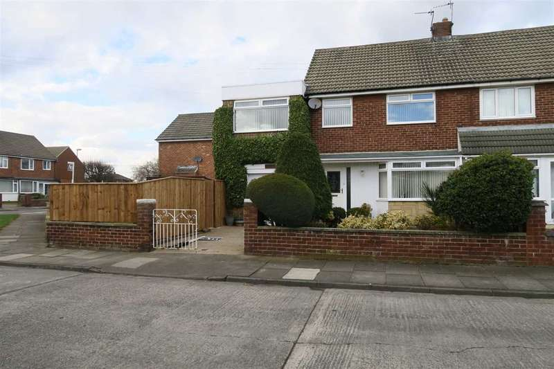 5 Bedrooms Semi Detached House for sale in Windsor Drive, Cleadon