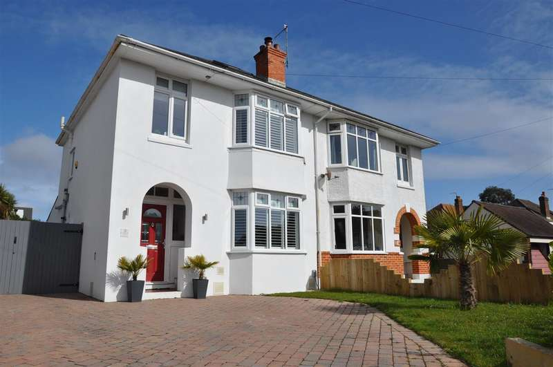 3 Bedrooms Semi Detached House for sale in Whitecliff