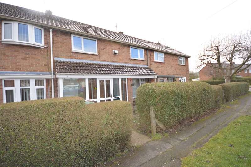 3 Bedrooms Terraced House for sale in WILLOWBROOK ROAD, CORBY