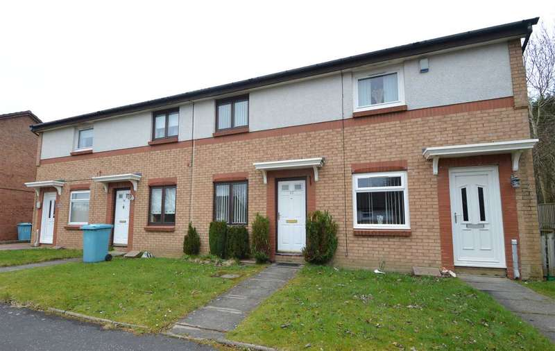 2 Bedrooms Terraced House for sale in Forest Park, Wishaw