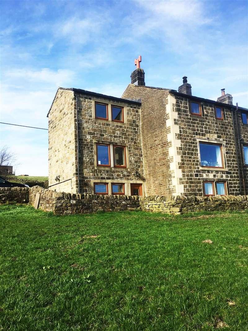 3 Bedrooms Cottage House for sale in Knowl Top, Colden, Hebden Bridge