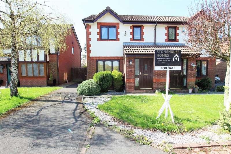 3 Bedrooms Semi Detached House for sale in Ilway, Walton-Le-Dale, Preston