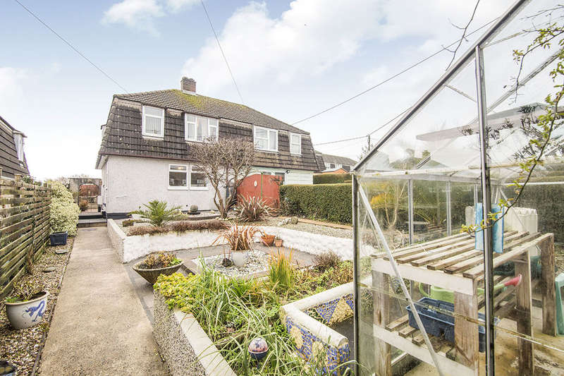 3 Bedrooms Semi Detached House for sale in Elizabeth Road, St. Austell, PL25