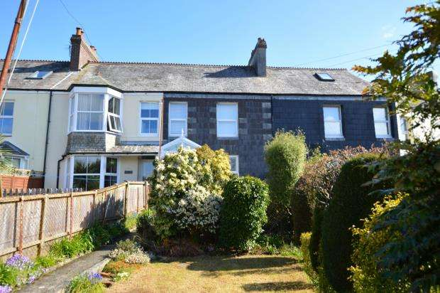 3 Bedrooms Terraced House for sale in Brisbane Terrace, Liskeard, Cornwall