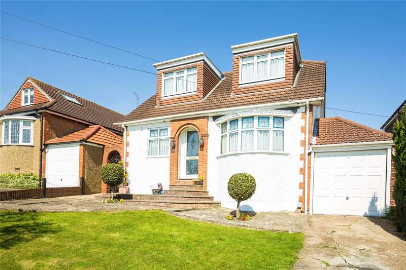 3 Bedrooms Detached Bungalow for sale in Kingswell Ride, Cuffley, Potters Bar, Hertfordshire