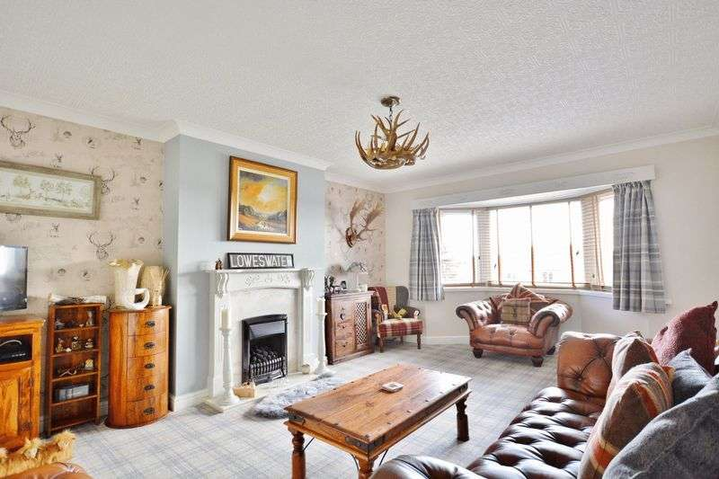 4 Bedrooms Property for sale in Willow Drive, Whitehaven
