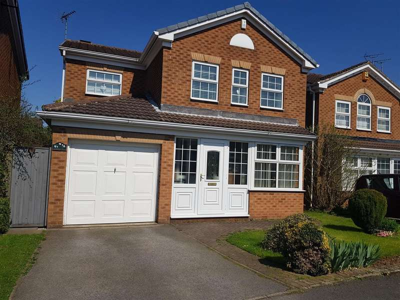 4 Bedrooms Property for sale in Summerfield Road, Kirkby-In-Ashfield,...