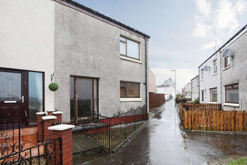 3 Bedrooms Villa House for sale in Lismore Court, Falkirk, Forth Valley & The Trossachs, FK1 2PH