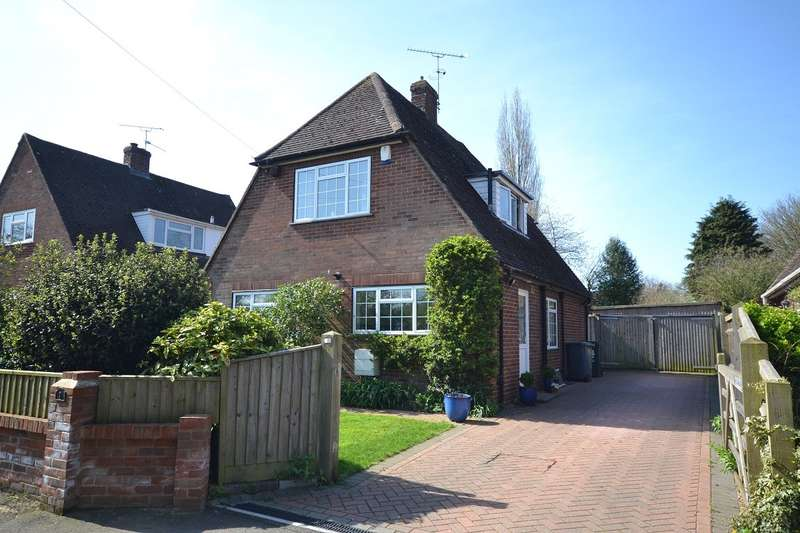 2 Bedrooms Detached House for sale in Caversham