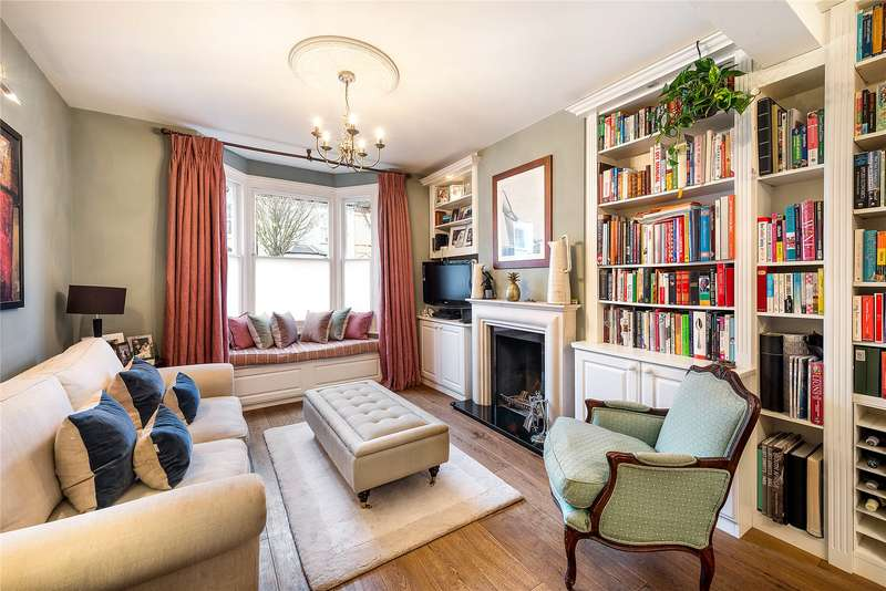 3 Bedrooms Terraced House for sale in Rowena Crescent, Battersea, London, SW11