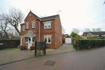 4 Bedrooms Detached House for sale in Heath Park Grove, Runcorn, Cheshire, WA7