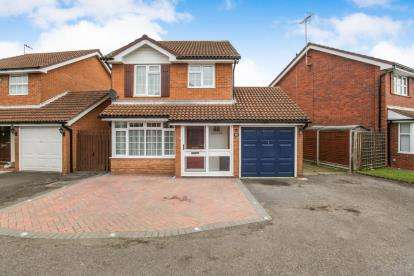 3 Bedrooms Detached House for sale in Ames Close, Luton, Bedfordshire, England
