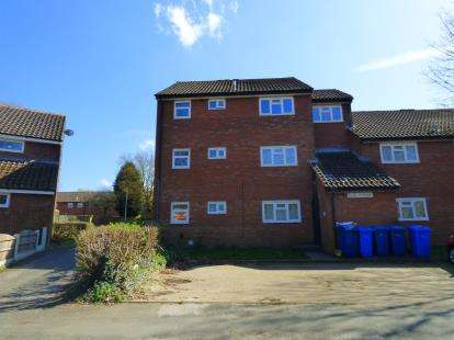 2 Bedrooms Flat for sale in Ealingham, Wilnecote, Tamworth, Staffordshire