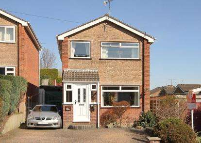 3 Bedrooms Detached House for sale in High Matlock Avenue, Stannington, Sheffield, South Yorkshire