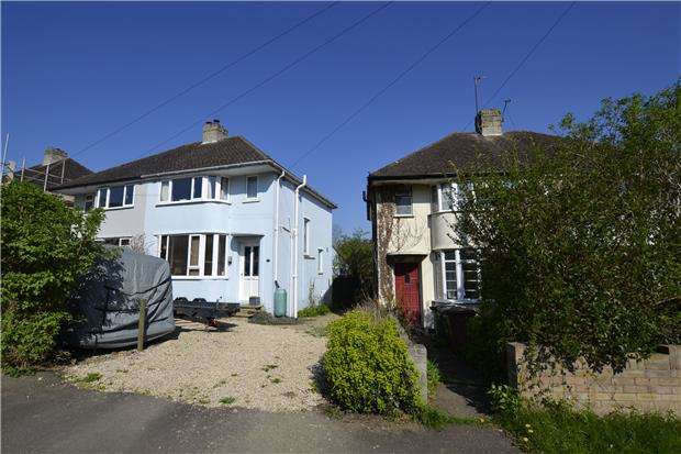 3 Bedrooms Semi Detached House for sale in Montagu Road, Oxford, OX2 9AH