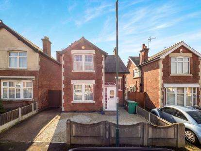 3 Bedrooms Detached House for sale in Bedford Grove, Highbury Vale, Nottingham, Nottinghamshire