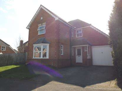 4 Bedrooms Detached House for sale in Berristow Grange, Sutton-In-Ashfield, Nottinghamshire