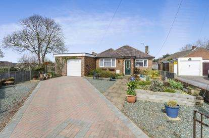 2 Bedrooms Bungalow for sale in Chandler's Ford, Eastleigh, Hampshire