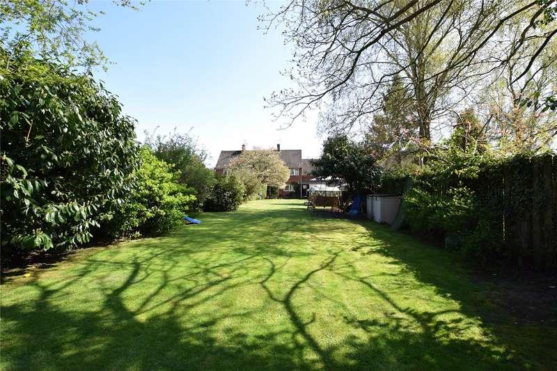 4 Bedrooms Link Detached House for sale in Saffron Road, Bracknell, Berkshire, RG12