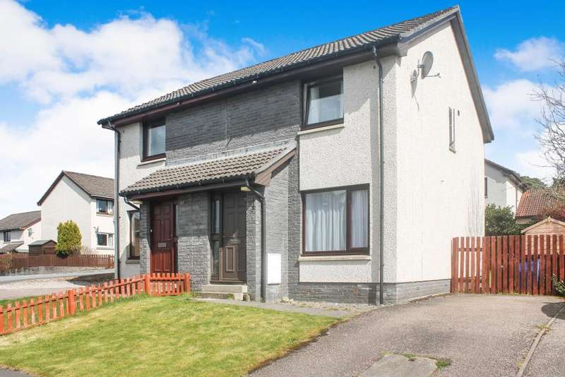 2 Bedrooms Semi Detached House for sale in Ardness Place, Inverness, IV2 4QY