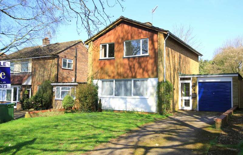 3 Bedrooms Detached House for sale in DETACHED IN ALSTON ROAD WITHIN EXCLUSIVE SIDE ROAD SITUATION, BOXMOOR, HP1