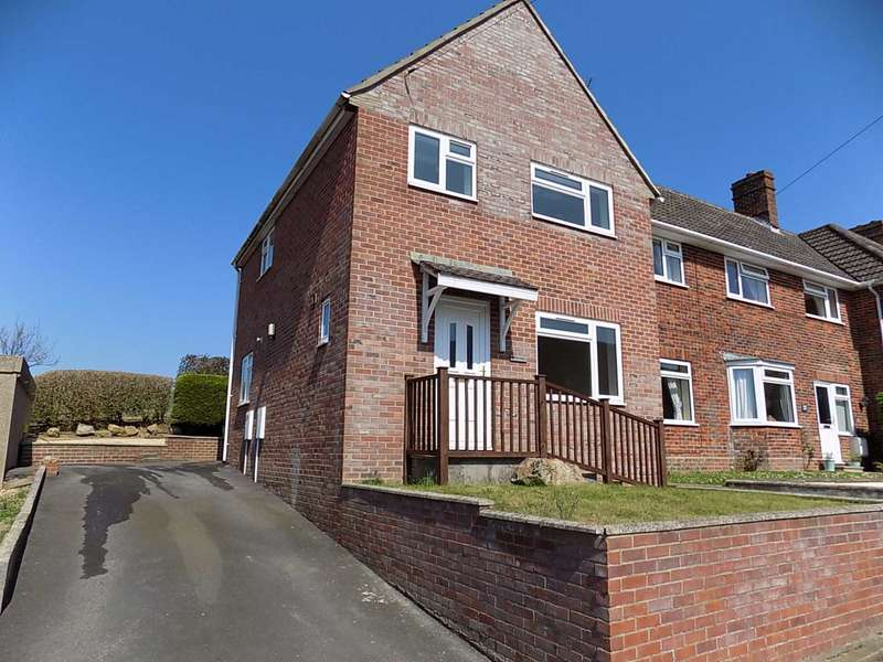 3 Bedrooms End Of Terrace House for sale in Blackdown View
