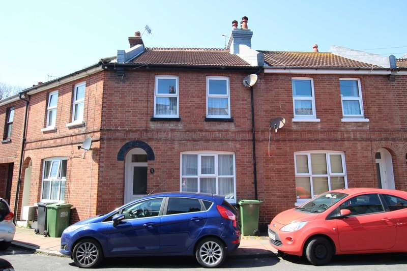 2 Bedrooms Terraced House for sale in Melbourne Road, Eastbourne, BN22 8BD