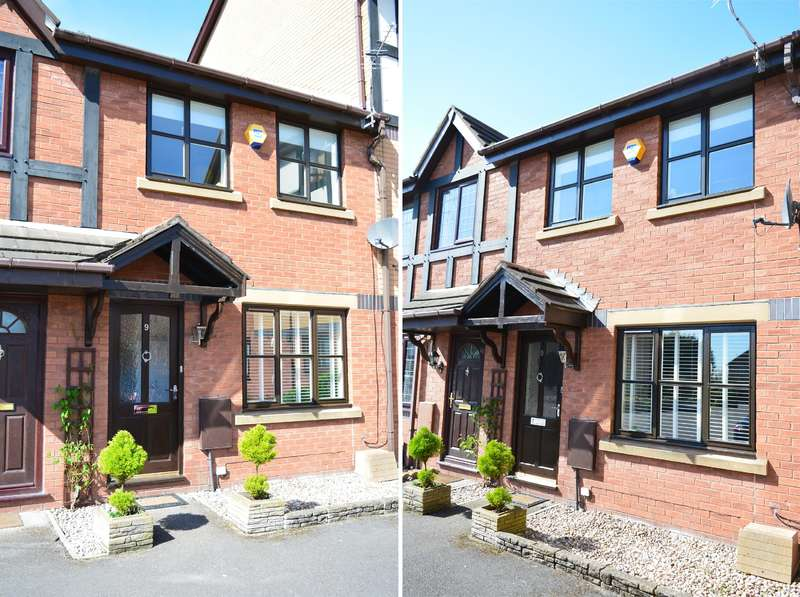 2 Bedrooms Mews House for sale in Thornhill Close, Blackpool, FY4 5BR