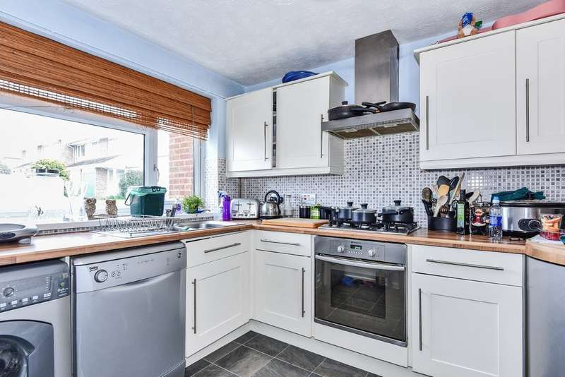 3 Bedrooms Terraced House for sale in Faringdon