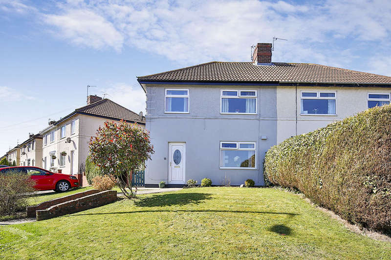 3 Bedrooms Semi Detached House for sale in Oxley Terrace, Durham, DH1